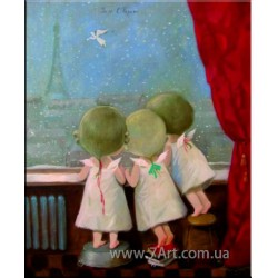 Гапчинская Картины, ART: Gapa143