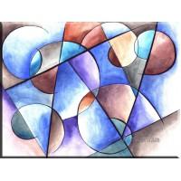 Картина для интерьера, ART: INR888010