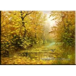 Картины Осень Пейзаж