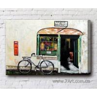 Городской пейзаж ART: 21094