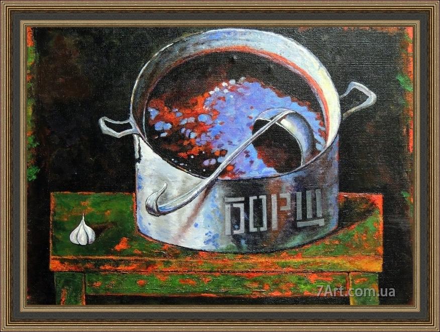 Картины на кухню